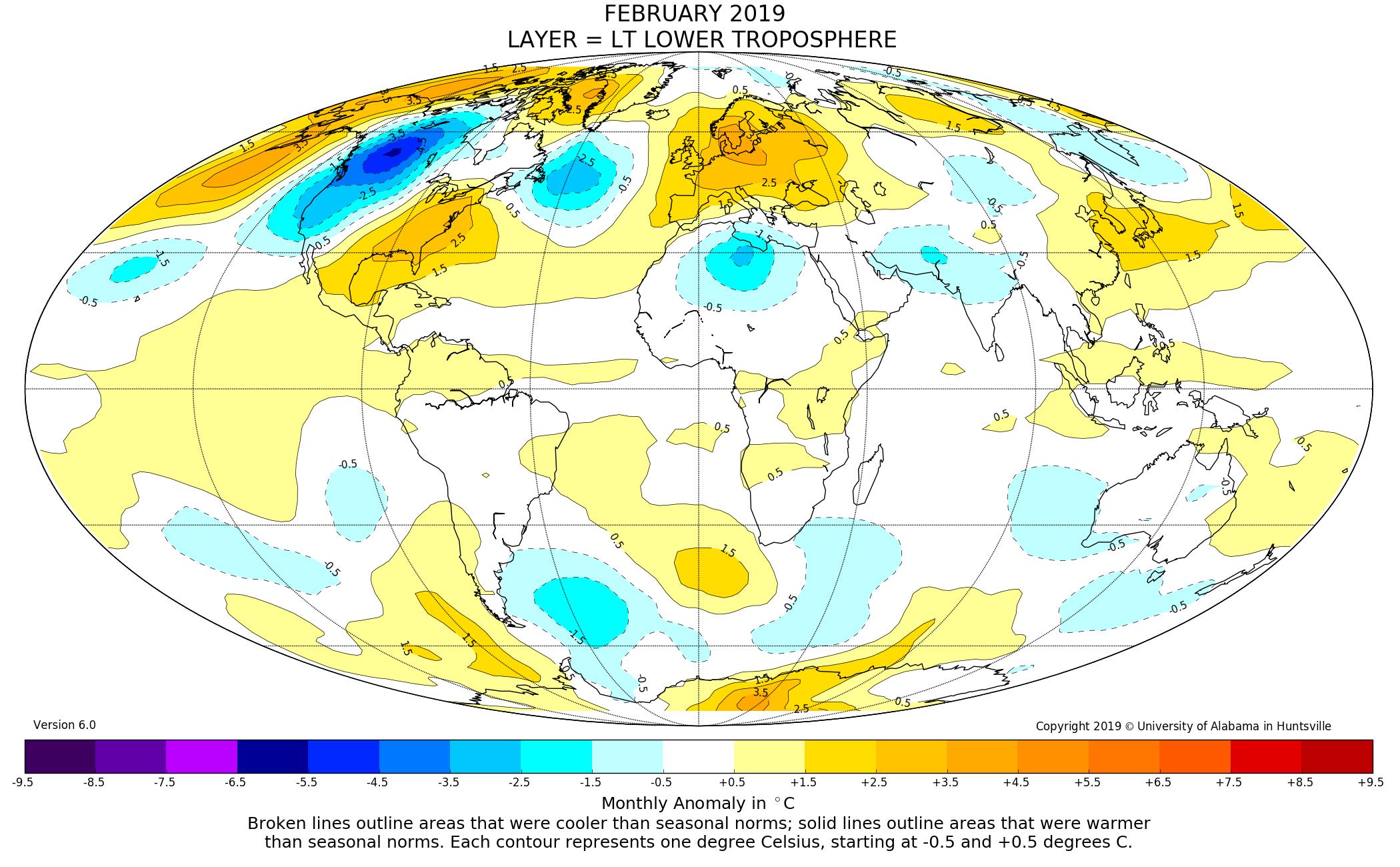 8594515a573 UAH Global Temperature Report  February 2019